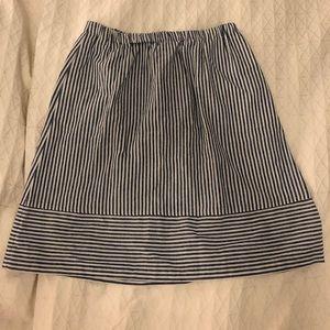 JCrew Linen Blend Skirt Size Medium